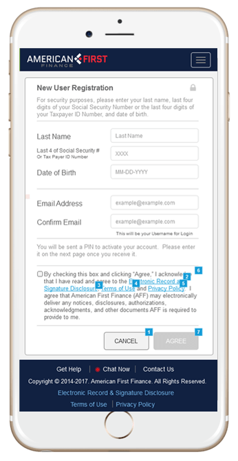 CPP App for AFF