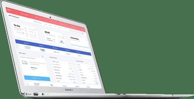 AFF Vendor Portal Laptop